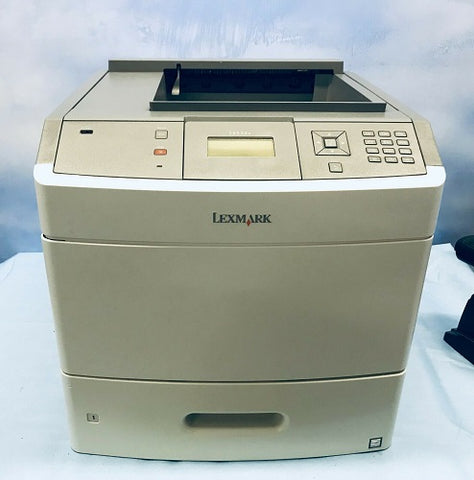 Lexmark T652dn Workgroup Laser Printer - Refurbished
