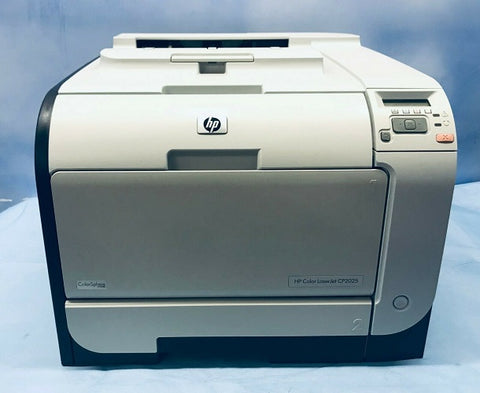 HP Color LaserJet CP2025dn Workgroup Laser Printer - Refurbished