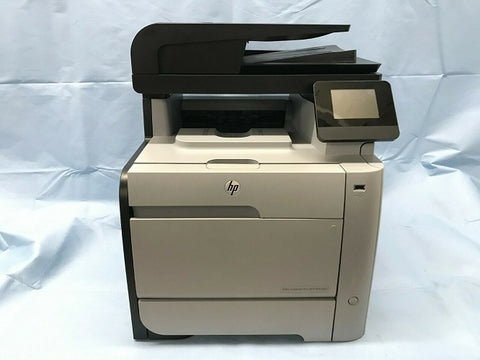 HP Color LaserJet Pro MFP M476dn Color Laser Multifunction printer - Refurbished