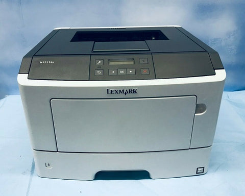 Lexmark MS312dn Monochrome Laser Printer - Refurbished