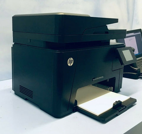 HP Color LaserJet Pro M177fw Wireless All-In-One Laser Printer - Refurbished