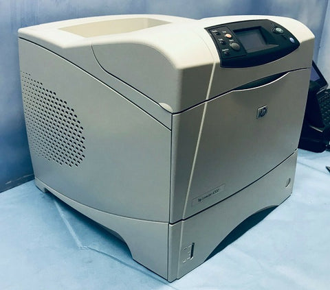 HP LaserJet 4300 Workgroup Laser Printer - Refurbished