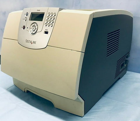 Lexmark T640 Workgroup Laser Printer  - Refurbished