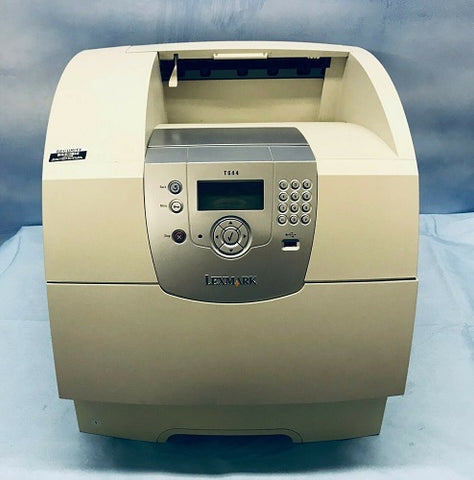 Lexmark T644 Workgroup Laser Printer - Refurbished