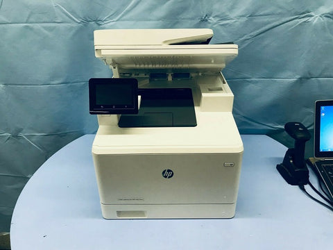 HP LaserJet Pro MFP M477fnw Color All-In-One Printer - Refurbished