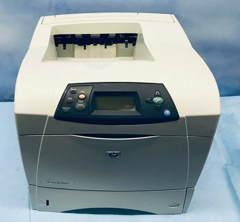 HP LaserJet 4350n Workgroup Laser Printer - Refurbished