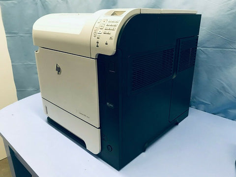 HP LaserJet Enterprise 600 M602DN Workgroup Laser Printer - Refurbished