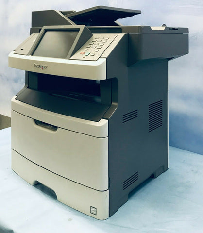 Lexmark X464DE Laser Multifunction Printer - Refurbished