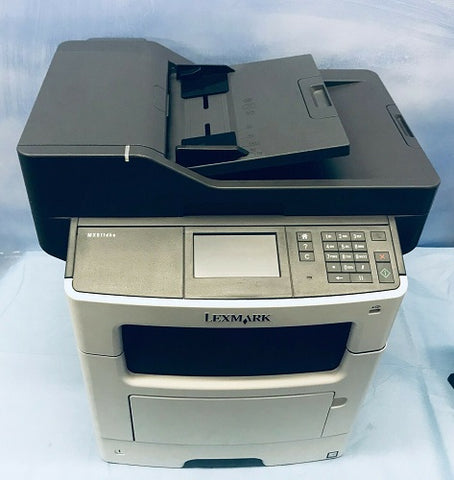 Lexmark MX511DHE All-In-One Laser Printer - Refurbished