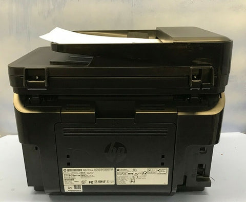 HP LaserJet Pro M225DN Monochrome Laser Multifunction Printer - Refurbished