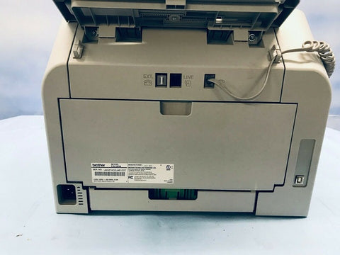 Brother IntelliFax-2840 High-Speed Laser Fax Printer - Refurbished