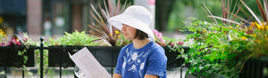 Puffin Gear Linen Sun Protection Hats-UPF50-Made in Canada