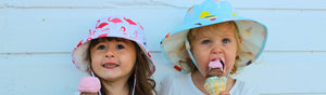 Puffin Gear Child Sun Protection Hats-UPF50-Made in Canada
