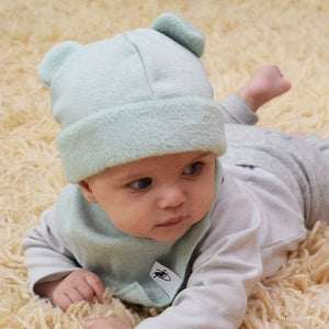 Puffin Gear Infant Cuddle Bear Beanie - Made in Canada