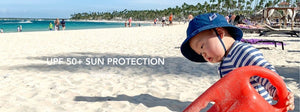 Puffin Gear Child and Infant Sun Protection Hats-UPF50-Made in Canada
