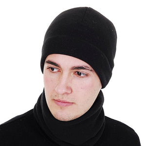 Puffin Gear Polartec Classic 100 Series Fleece Beanie-Made in Canada