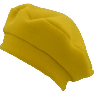 Puffin Gear Polartec Classic 200 Series Fleece Beret-Made in Canada-Chartreuse