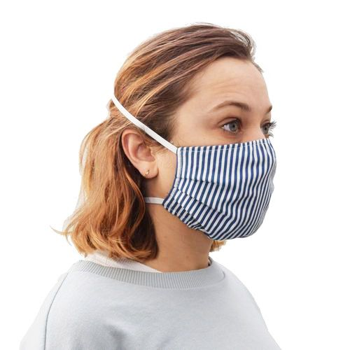 Puffin Gear 2 Layer Reusable Washable Mask with Around the Head Bands-Made in Canada