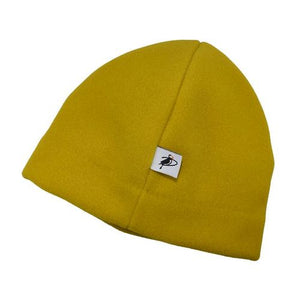 Puffin Gear Polartec 200 Fleece Beanie-Canada and US-Chartreuse