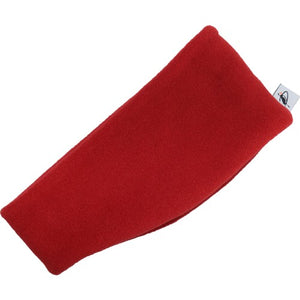 Puffin Gear Polartec Classic 200 Series Fleece Headband-Red-Made in Canada