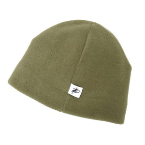Puffin Gear Polartec 200 Fleece Beanie-Canada and US-Olive