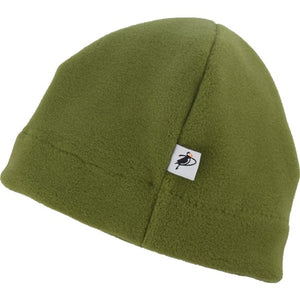 Puffin Gear Polartec 300 Series Fleece Beanie-Olive-Made in Canada