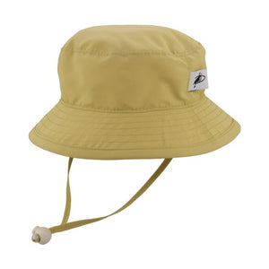 Puffin Gear Solar Nylon UPF50+ Sun Protection Child Camp Hat-Made in Canada-Wheat