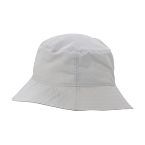 Puffin Gear UPF50 Sun Protection Solar Nylon Crusher Hat-Made in Canada-Pebble