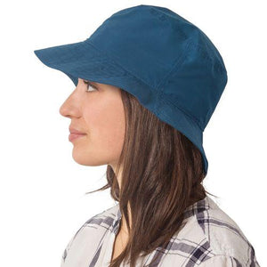 Puffin Gear Solar Nylon UPF50+ Sun Protection Crusher Hat-Made in Canada