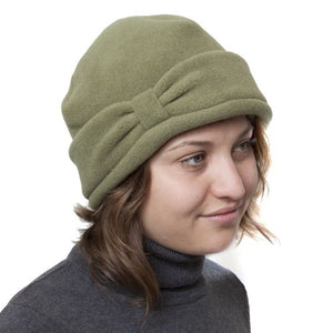 Puffin Gear Polartec 200 Cloche-Olive