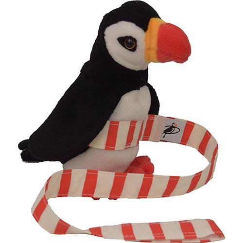 Puffin Gear Organic Cotton Toy Strap-Made in Canada