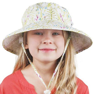 Puffin Gear Wide Brim Child Sunbaby Hat-UPF50+ Sun Protection Rating-Made in Canada-Organic Cotton