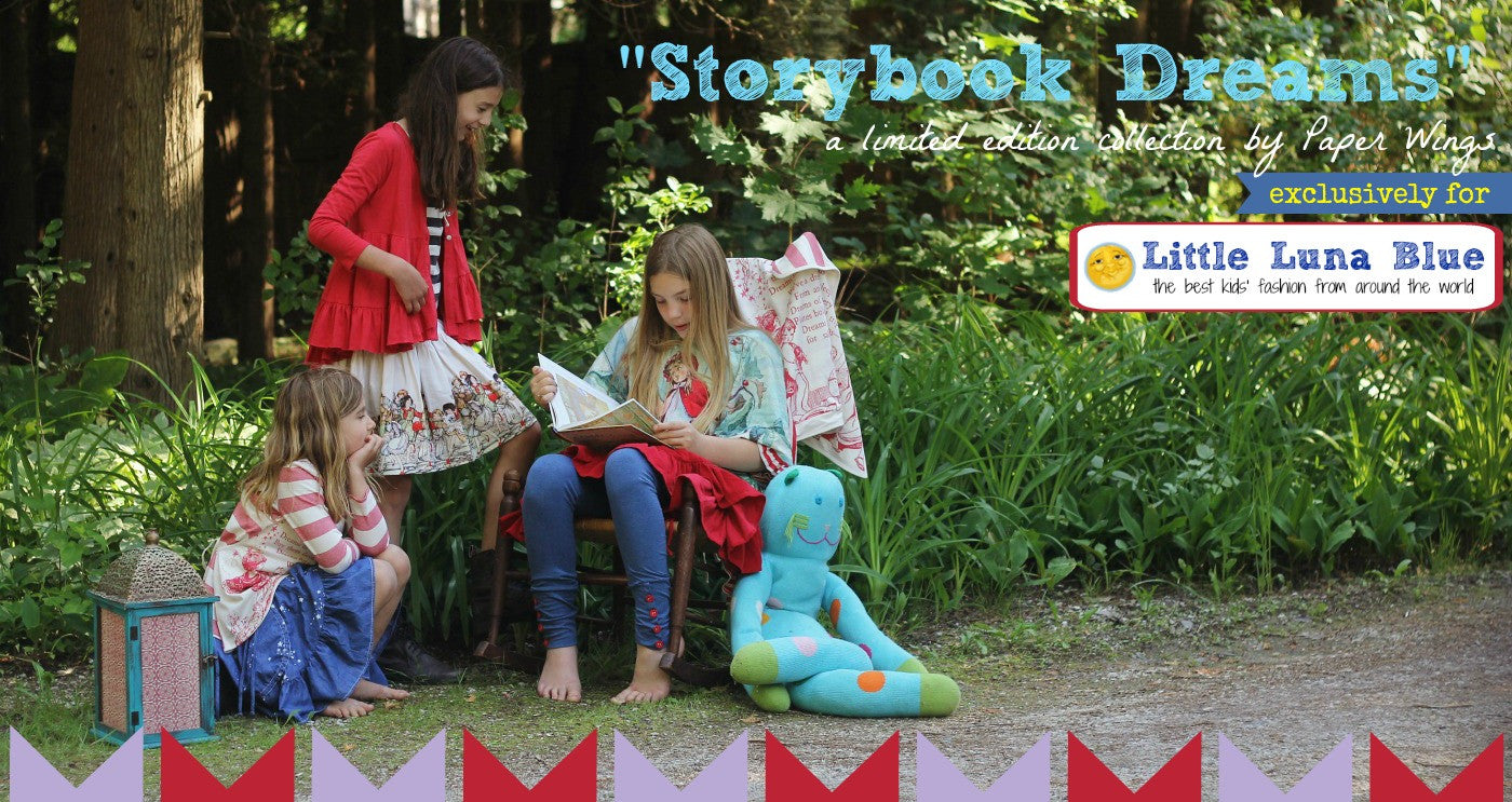 Storybook Dreams | An Exclusive Paper Wings Collection