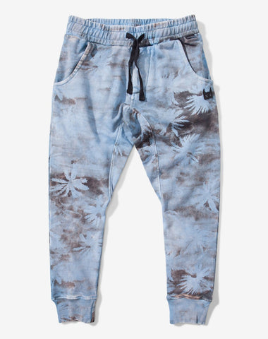 Munster Kids Boys Blue Island Life Jogger Pants