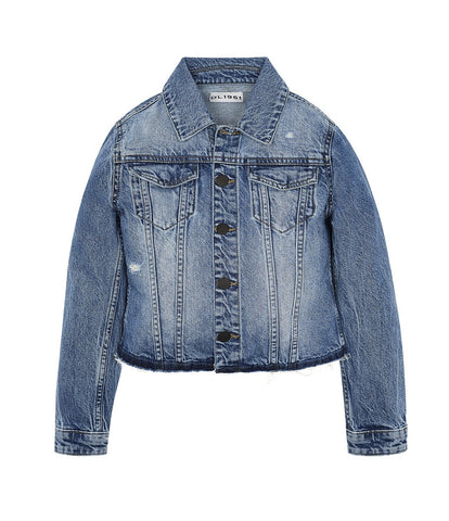 DL1961 Manning Classic Denim Jacket