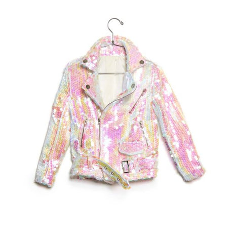 Plum NYC Sequined Nala Jacket