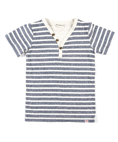 Appaman Boys Navy Stripe Houston Tee
