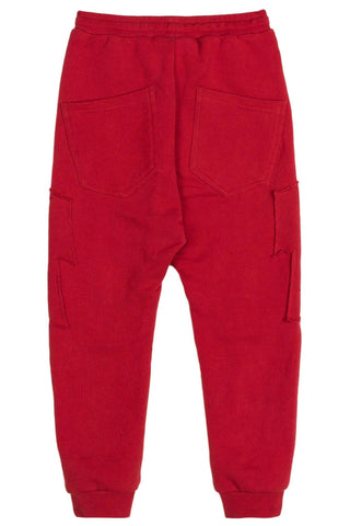 Paper Wings Fall 2017 Boys Red Trackies