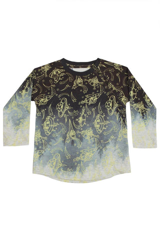 Little Wings Fall 2017 Boys Night Watch Galaxy Tee