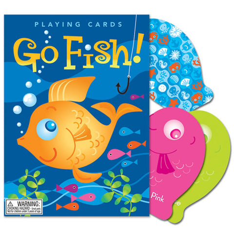 eeBoo Color Go Fish Playing Cards - Cute Designer Children's Clothing