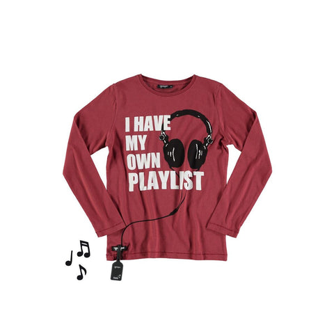 yporque Playlist Musical Tee
