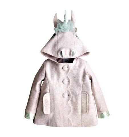 Little Goodall Magical Unicorn Coat