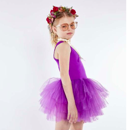 Plum NYC Punchy Purple Tutu