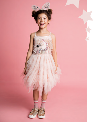 Tutu du Monde Play Funhouse Orchid Mystical Unicorn Tutu Dress