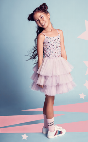 Tutu du Monde Play Funhouse Popping Candy Sequined Tutu Dress