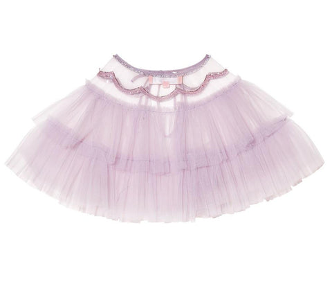 Tutu du Monde Play Funhouse Elderberry Have Your Cake Cape