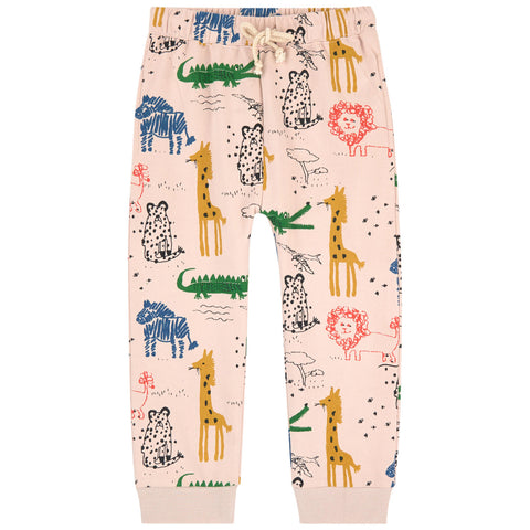 Nadadelazos Fathalia Animal Print Pants