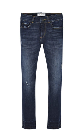 DL1961 Caruso Denim Stretch Chloe Skinny Jeans