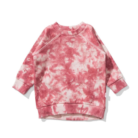 Lil Missie Munster Girls Blushing Pullover Top