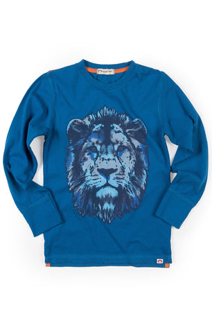 Appaman Boys Fall Lion Graphic Tee
